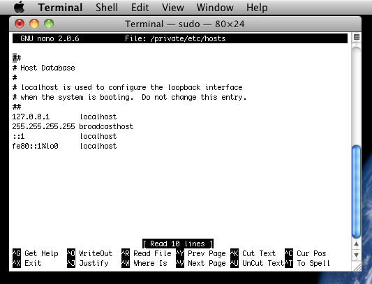 The Mac OS X Hosts File.png