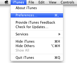 Keep iTunes From Modifying Your Music Folder