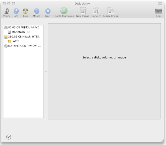 Disk Utility Interface OS X.png