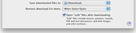 Safari Safe Files Option.png