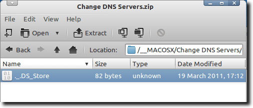 """Create Zip Files Without Any Mac-Specific """"Extras"""" Inside"""