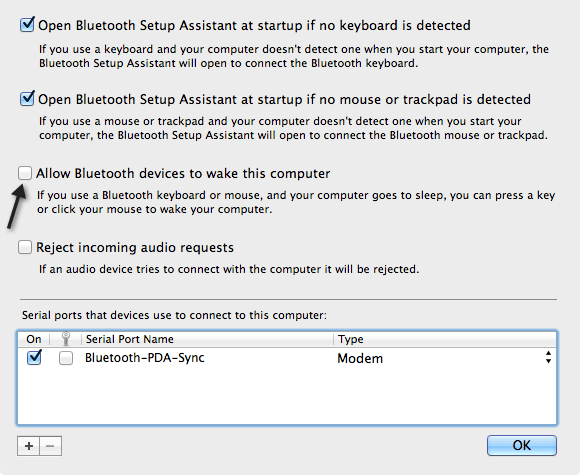 os x lion bluetooth