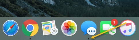 What are the Black Dots Under App Icons and How to Remove Them