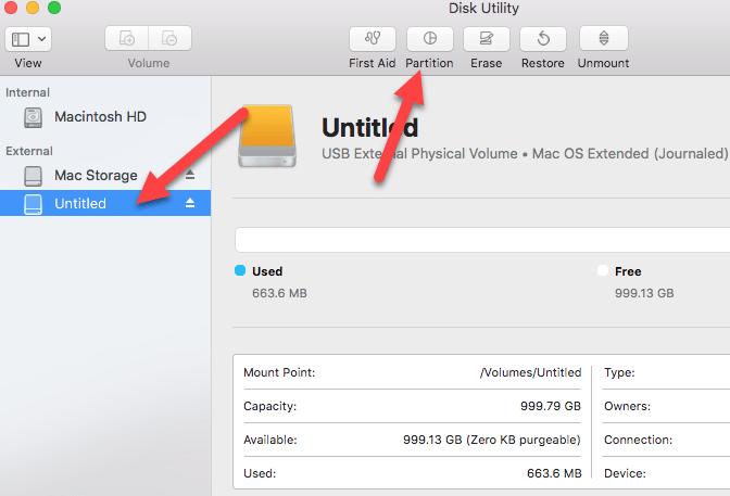 mac disk utility create windows partition