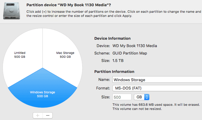 How to Partition an External or Internal Hard Drive in OS X