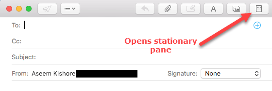 How to Customize Your Stationery in Apple Mail