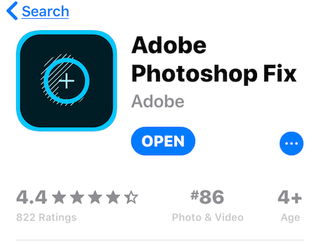Edit and Retouch Photos Quickly with Adobe Photoshop Fix